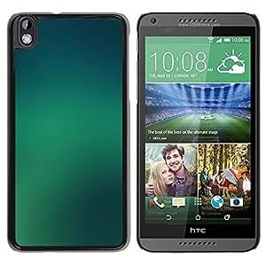 Unique Designed Cover Case For HTC Desire 816 With Club Night Blue Gradation Blur Wallpaper Phone Case