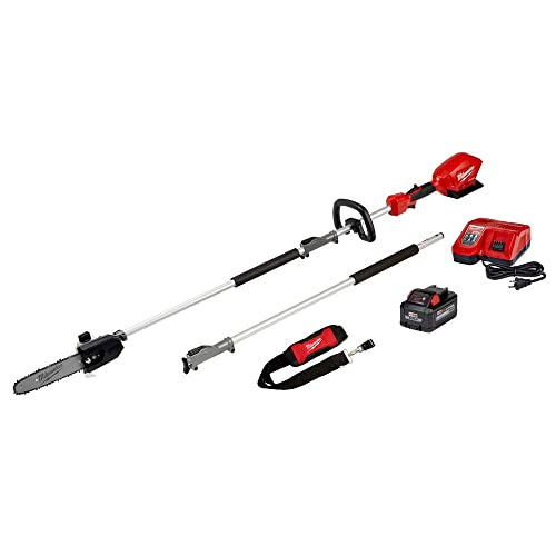 Milwaukee 2825-21PS M18 Fuel 10 in. Pole Saw Kit w Quik-LOK