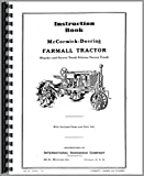 McCormick Deering Regular Tractor Operators Manual