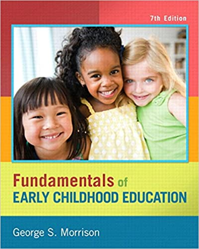 Fundamentals Of Early Childhood Education Video Enhanced Pearson