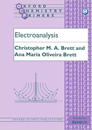 Electroanalysis (Oxford Chemistry Primers) by Christopher M. A. Brett (1998-11-19)