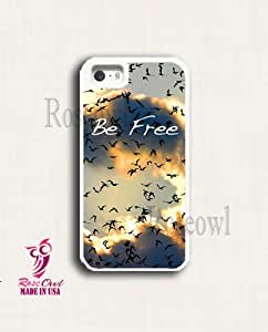 Tough Iphone 5s case, Iphone 5s cover, Iphone 5s cases - Sky Be Free apple ip...