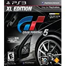 PS3 Gran Turismo 5 XL Edition