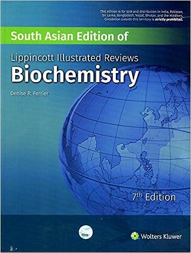 Lippincott S Illustrated Reviews Biochemistry Amazon In Ferrier Books