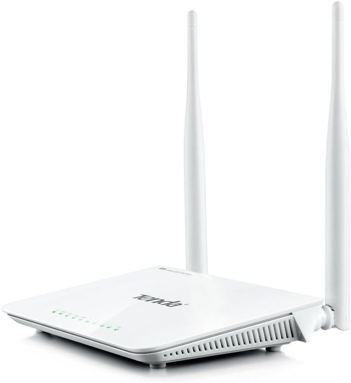 Tenda F300 300mbps Wireless WiFi Router QOS WPS Button