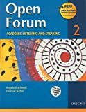 Open Forum Student Book 2, Blackwell and Angela Blackwell, 0194417832