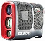 TASCO T2G Slope Golf Laser Rangefinder (2019 Model with Slope, Scan, Target Detection and More. Includes Battery, Carry Case, and Cleaning Cloth)