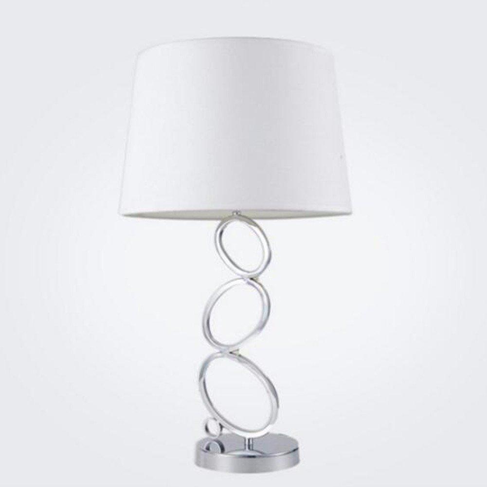 CJSHV-lampada da tavolo Il Moderno Hotel Meccanica Semplice Acciaio Inossidabile Lampada Lamp Da Salotto - Lampada Abat - Jour