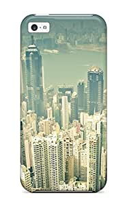 Charles C Lee Iphone 5c Well-designed Hard Case Cover City Protector