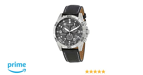 Amazon.com: Citizen Watches Mens BL5551-14H Eco-Drive Black One Size: Watches