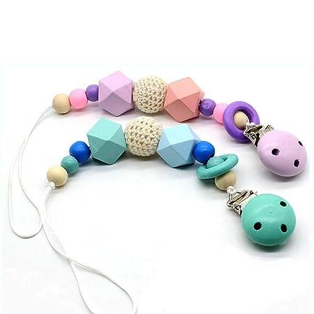 Amazon.com: Clips de chupete, clips de acificación, perlas ...