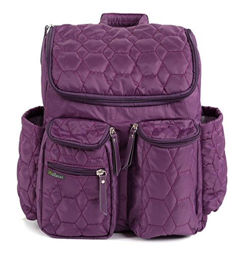 LARGE Diaper Backpack Wallaroo Stroller product image