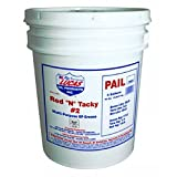 Lucas Oil 10027-PK1 Red 'N' Tacky Grease 35 lb