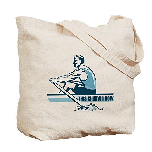 CafePress, Canottaggio Crew-Borsa Tote Bag