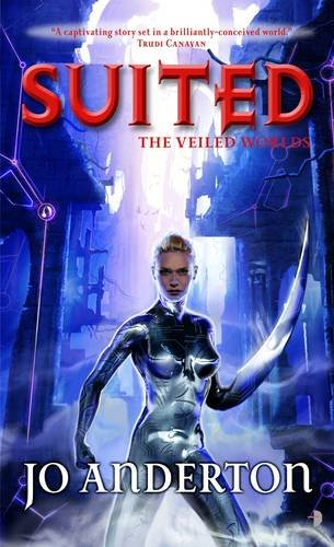 book cover of Suited