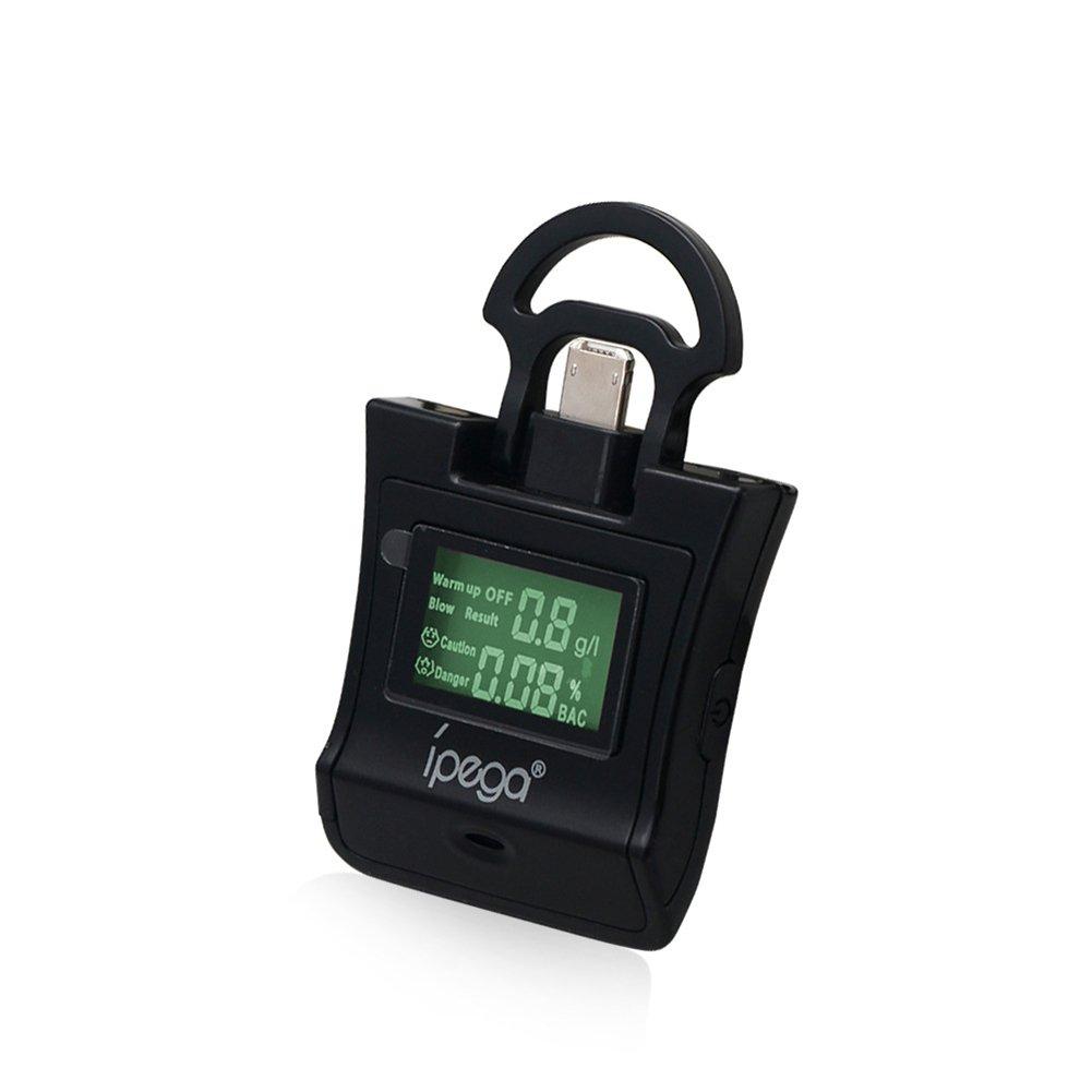 Garyesh Portable LCD Digital Alcohol Tester JJCSY-PG907