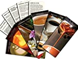 Coffee: Boxed Reference Deck--Single Copy: The World's Great Recipes, Stories and Histories