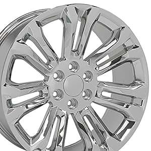 amazon oe wheels 22 inch fits chevy silverado tahoe gmc sierra 69 Chevy Truck 253 00