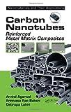 Carbon Nanotubes, Arvind Agarwal and Srinivasa Rao Bakshi, 1439811490
