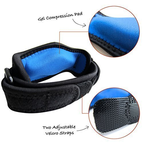 Daves Compression Weightlifting Adjustable Tendinitis product image