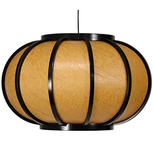 Oriental Style Pendant Lighting - 9