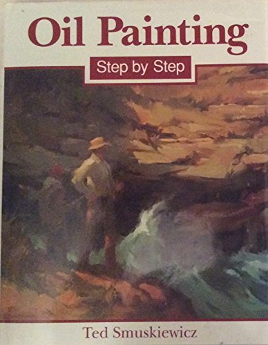 Oil Painting Step By Step: Step By Step