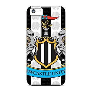 GJn401yHrA The Famous Team England Newcastle United Fashion Tpu 5c Case Cover For Iphone
