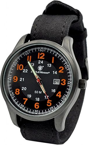Smith & Wesson SWW369OR-BRK Cadet Watch Orange by Smith & Wesson