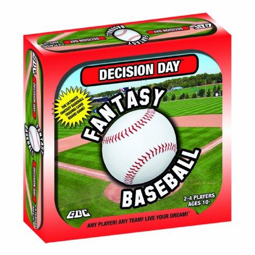 Decision Day Fantasy Baseball - 2