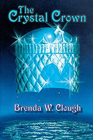 book cover of The Crystal Crown