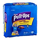 Health & Personal Care : Huggies Pull-Ups Learning Designs Training Pants Disney 2T-3T 25 CT (Pack of 4)