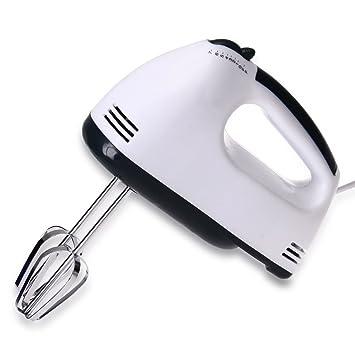 Vivreal® Batidora de reposteria Huevos Amasadora Mezcladora Picadora para Cocina Blanco: Amazon.es: Hogar