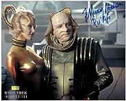 F. Murray Abraham Autographed 8x10 Star Trek Insurrection Ruafo Photo
