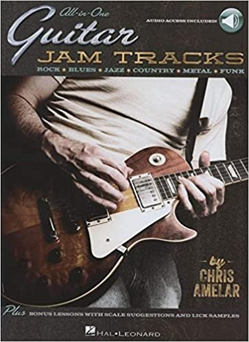 All-In-One Guitar Jam Tracks: Amazon.es: Amelar, Chris: Libros en ...