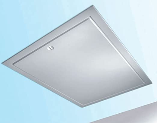 HIGHLY INSULATED HINGE DOWN LOFT HATCH DOOR / ATTIC ACCESS PANEL ...