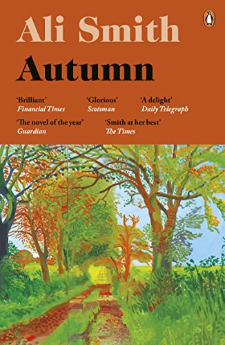 Autumn  Longlisted For The Man Booker Prize 2017  Seasonal