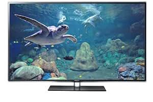Samsung - UE46D6500 - Televisor LCD 46 pulgadas 3D (LED, HD TV 1080p, 400 Hz, 4 HDMI, 3 USB, Smart TV)