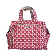 Ju-Ju-Be Be Prepared Diaper Bag, Pink Pinwheels