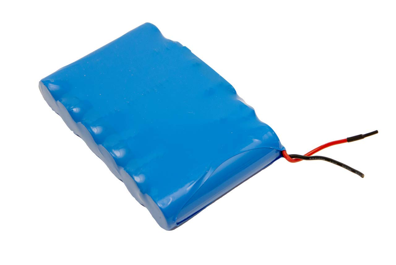 11.1V 7000mAh 3S2P High Capacity Li-Ion Battery, PCB Protected by XpressTek