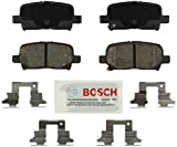 Bosch BE865H Blue Disc Brake Pad Set with Hardware For: Acura MDX; Honda Odyssey, Pilot, Rear: more info