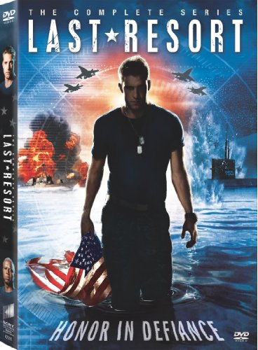 DVD : Last Resort: The Complete Series (3 Pack, Widescreen, Dolby, AC-3, )