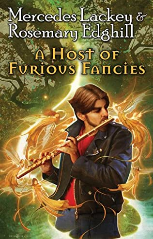 book cover of A Host of Furious Fancies