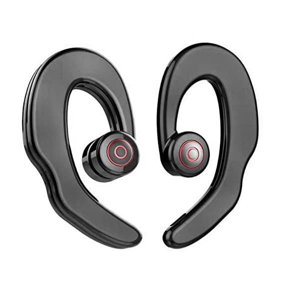 Supply 1pc Fashion M9 Bluetooth Headset Wireless In-ear Noise Reduction Earphone With Microphone Sweat Proof Stereo Headset Earphones & Headphones