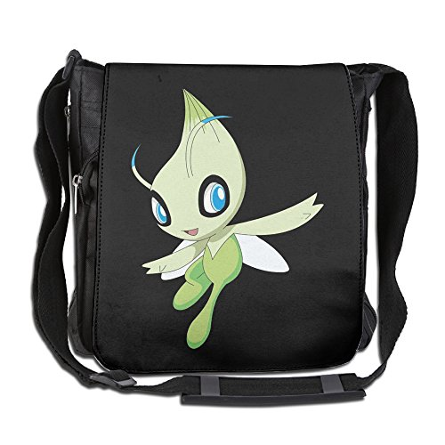 grass-pokemon-celebi-shoulder-bag-crossbody-bag-messenger-bag-for-men-women-satchel