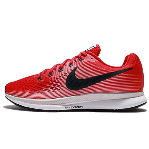 NIKE Air Zoom Pegasus 34 Mens Running Shoes (8 D(M) US, Speed Red/Anthracite-Vast Grey)