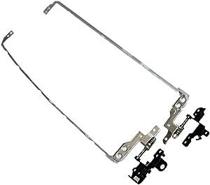 Zahara Laptop LCD Screen Hinges Left+Right Set Replacement for HP 15-DA0012DX 15-DA0014DX 15-DA0033WM L20420-001