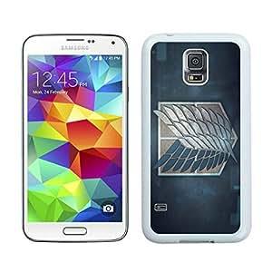 Easy Set Shingeki no Kyojin 37 White Samsung Galaxy S5 Case