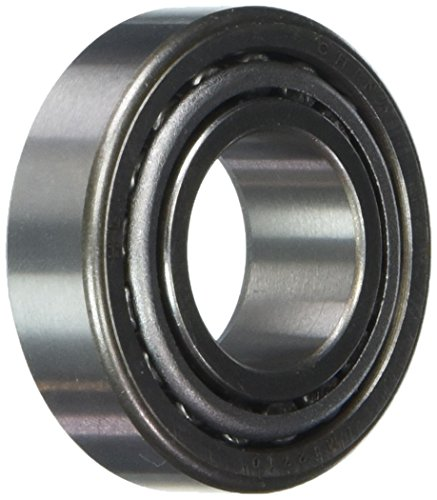 WJB WTA12 - Front Wheel Bearing/ Tapered Roller Bearing - Cross Reference: National A-12/ Timken Set12/ SKF BR12, 1 Pack