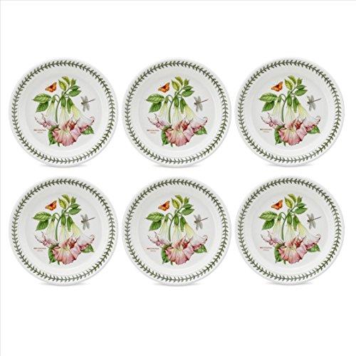 Portmeirion Exotic Botanic Garden Arborea Salad Plate, 8.5-Inch (546554)