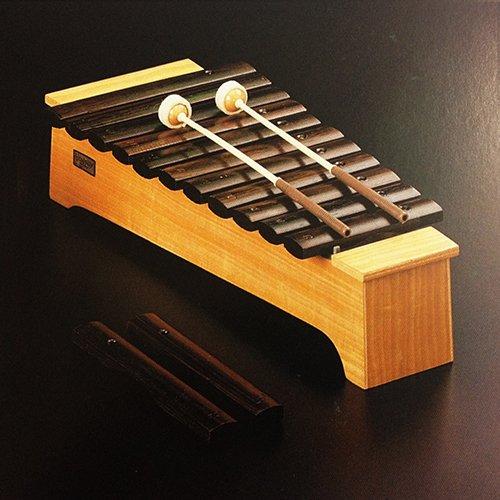 XILOFONO DIATONICO - Honsuy (Xilofono Soprano Diatonico) Do/Fa (Madera Palosanto) (49130) T by Honsuy